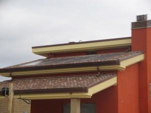 Pannelli solari sul tetto a Bellaria Igea Marina