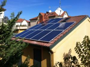 Impianto fotovoltaico a Riccione Rimini