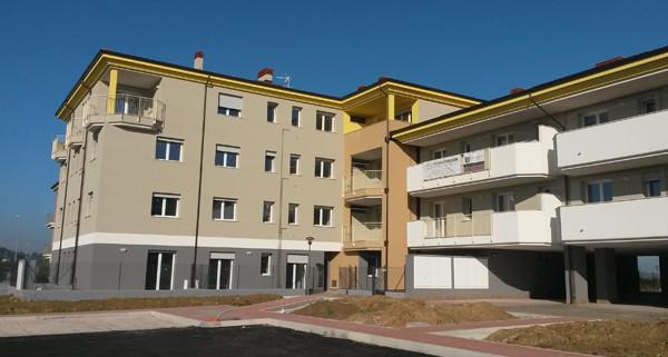 RIMINI (RN), Località Tombanuova. Via Fausto Coppi  n°6-8-10-12-14